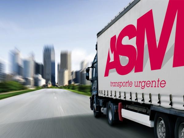 camión ASM