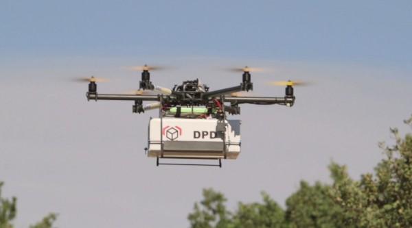 drone DPD