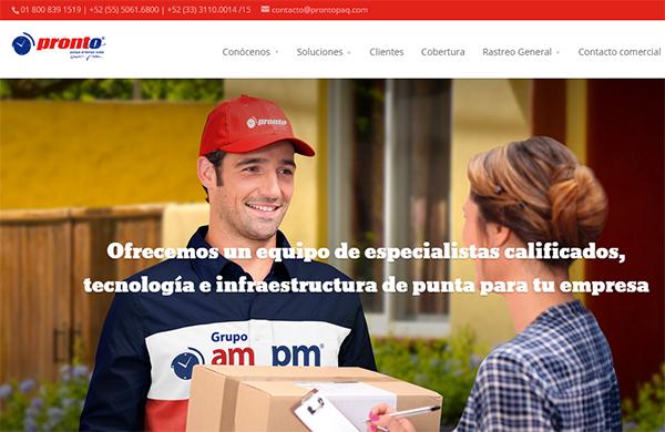 pagina-web-pronto
