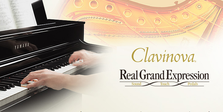 piano digital clavinova