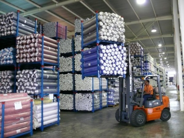Almacen textil