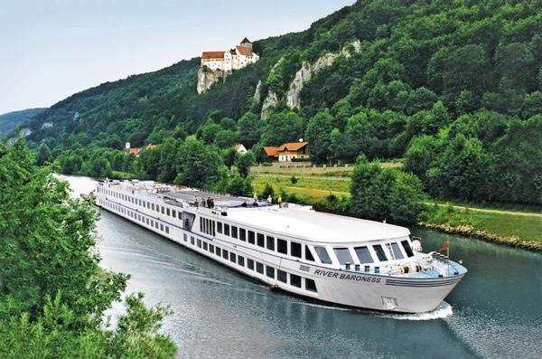 AmaWaterways gana el premio a mejor crucero fluvial