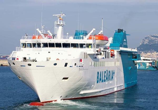 Baleària obtiene permiso para transportar pasajeros de EEUU a Cuba