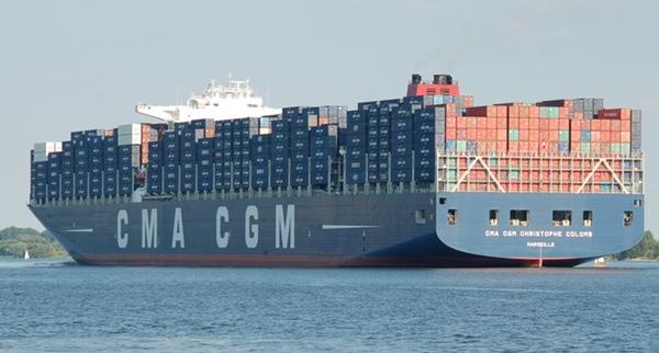 CMA CGM renueva sus buques en el servicio de Europa al Caribe