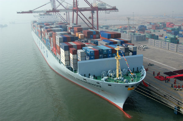 COSCO y China Shippping comienzan su fusión
