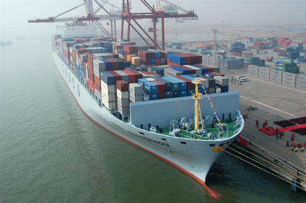 COSCO y China Shippping comienzan su fusión