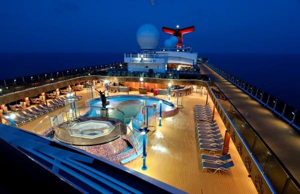Carnival Cruise Line lanza un programa de ocio para jóvenes