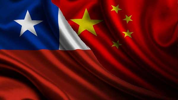 Chile celebra relaciones diplomaticas con China