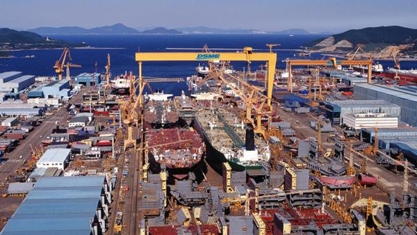Daewoo Shipbuilding & Marine Engineering anuncia reestructuración