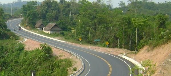 Empresas extranjeras construiran carreteras brasileñas