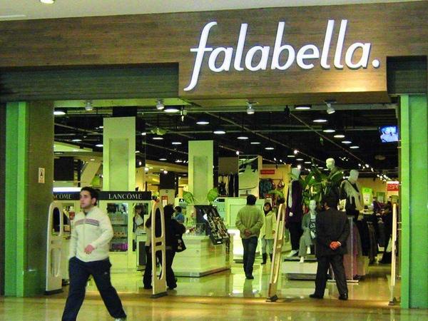 Falabella amplia su numero de tiendas