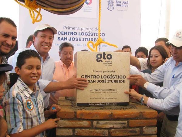Guanajuato tendrá un nuevo centro logístico
