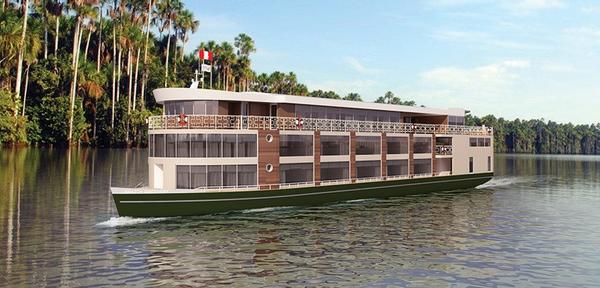 Haimark Line realizara cruceros a la Amazonia Peruana