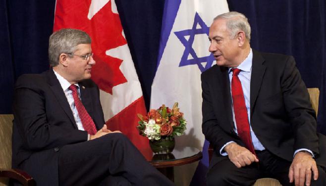 Israel-Canada