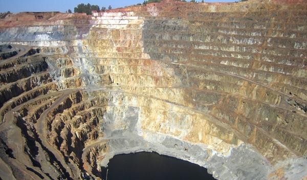 Mexico reduce sus proyectos de mineria
