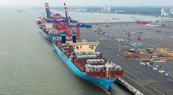 Maersk Line obtiene beneficios en el primer semestre