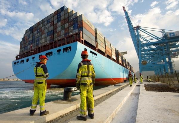 Maersk es optimista respecto a situacion china