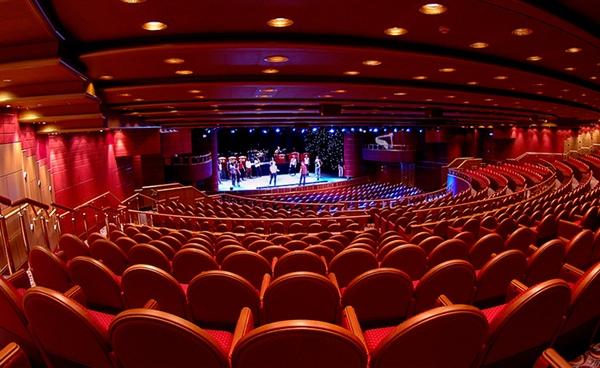 Princess Cruises organiza festival de cine en el mar