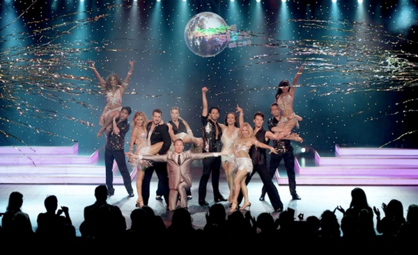 "Programa ""Dancing with the stars at sea"" finaliza en buques de Holland America"