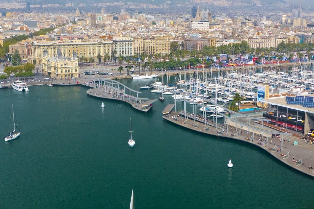 Puerto-Barcelona
