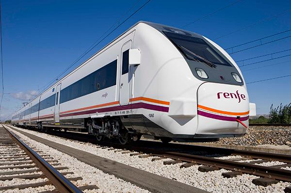 Renfe-tren