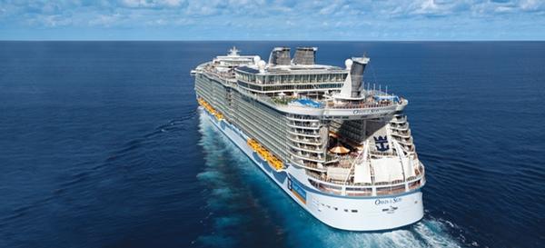 Royal Caribbean pone en marcha la clase Royal Class