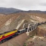 Tren de Salta a Antofagasta está casi listo para operar