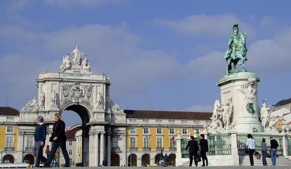Turismo de cruceros aumenta en Lisboa