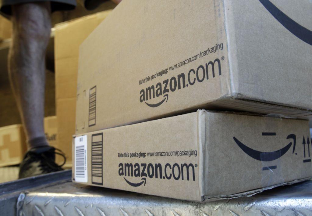 Amazon paquete