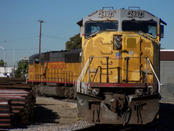 ferrocarril Estados Unidos