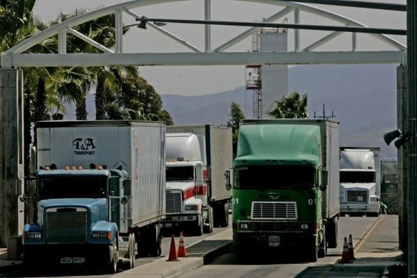 transportistas Estados Unidos