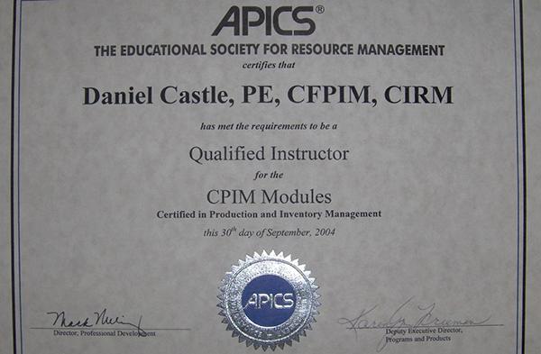APICS-certificado