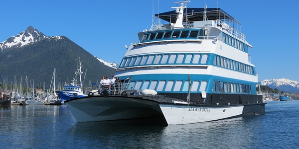 Alaskan Dream Cruises incorporara nuevo buque a su flota