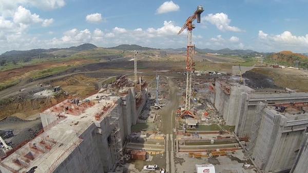 Ampliacion del Canal de Panama podria no finalizar a tiempo