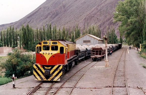 Argentina ha conseguido financiacion china para sus trenes