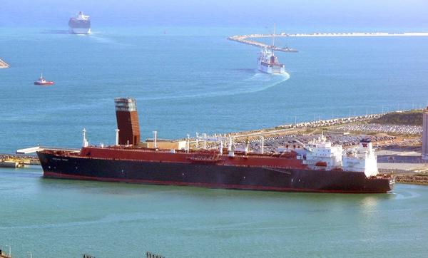 Autoridades peruanas encuentran droga en el buque Hispania Sprit