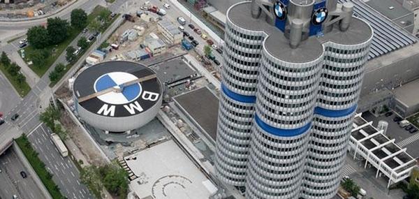 BMW aumenta sus ventas un veinte por ciento en Mexico