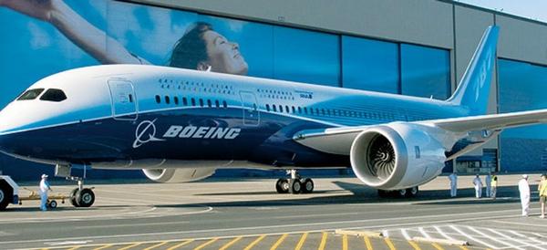Boeing comprara mas material aeronautico a Mexico