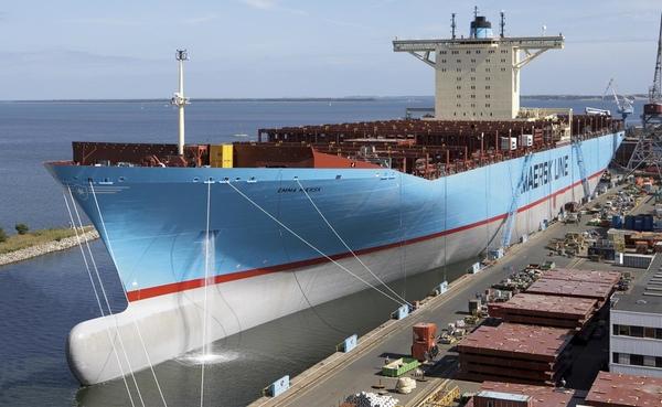 Buques de Maersk no podran cruzar el Canal de Panama
