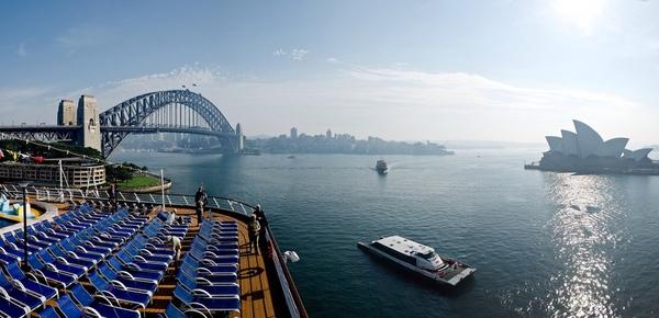 CLIA espera temporada record de cruceros en Australia