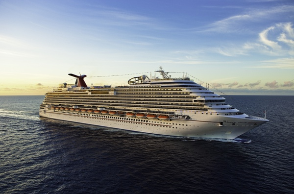 Carnival Cruise Line gana premio en Nueva Zelanda