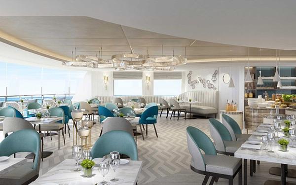 Crystal Cruises anuncia oferta culinaria de Crystal Esprit