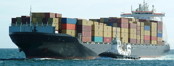 Desaceleracion china afecta a transporte maritimo