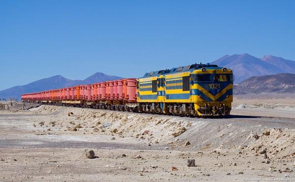 Empresario adquiere Empresa Ferroviaria Andina
