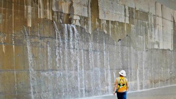Expertos evaluan filtraciones del Canal de Panama