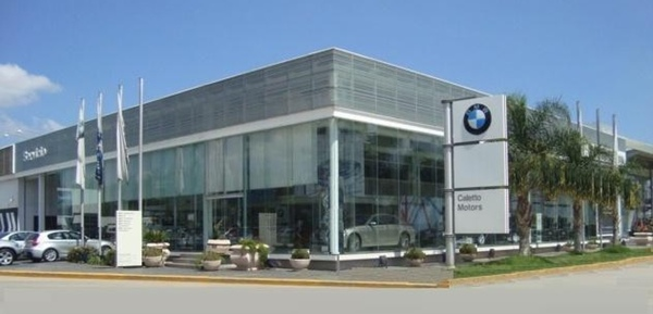 Fabrica de BMW en Mexico estara en el big five