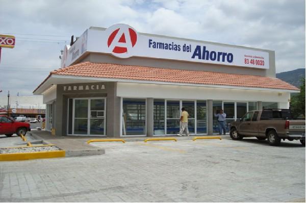 Farmacias del Ahorro quiere ampliar presencia en Mexico