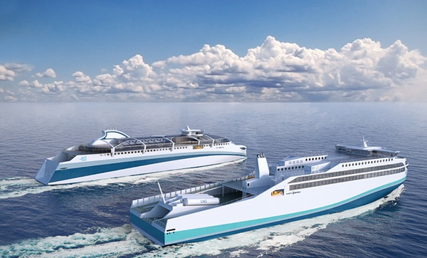 Ferry sin tripulacion podria ser realidad en cinco años