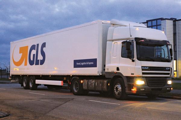 GLS camion
