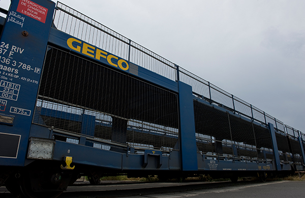 Gefco-vagon